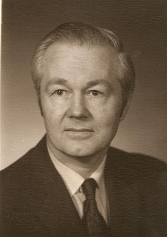 Professor Leo Vining