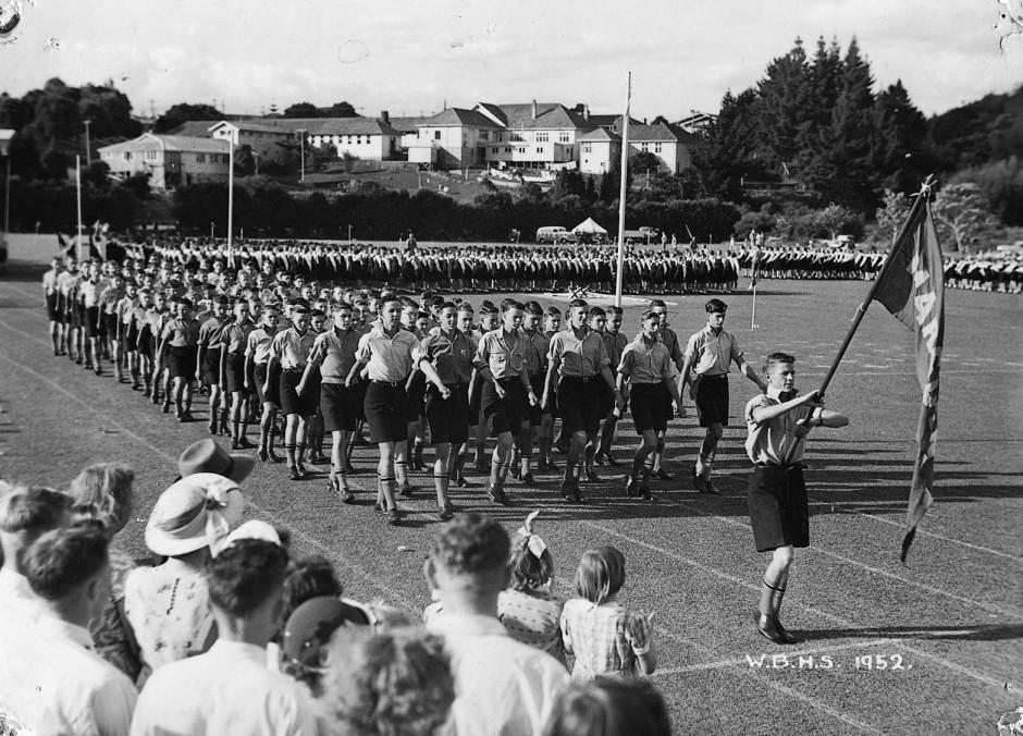 Athletics Day Parade