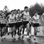 21 Running through Paremata close to Wellington