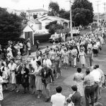 7 Still marching down Kent Road