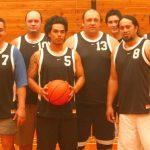 B – Old Boys Basketball Team (Small)