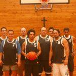 B – Old Boys basketball team 2 (Small)