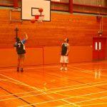 B – Warming up basketball style (Small)