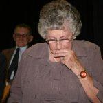 Lloyd Trigg's sister Olwyn Reynolds