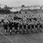 March past dignatories 1932