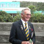 Northland RSA President D'Arcy Bailey