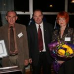 Presentation to Dave & Linda Sirl (Small)