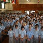 School assembly 2