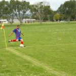 Soccer- Corner kick (Small)