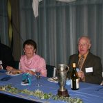Top table Al Kirk, Colleen Brunker, Cliff, Dave (Small)
