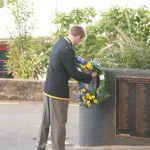 Wreath laying 6